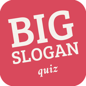 Big Slogan Quiz - game for iOS and Android