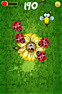Screen from game Flower Defence