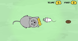 Screen from game Mouse Family