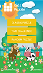 Screen from application Kids Slide Puzzle